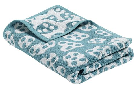 Towel 40 X 70 Green he she it towel 140 x 70 cm aqua green by hay