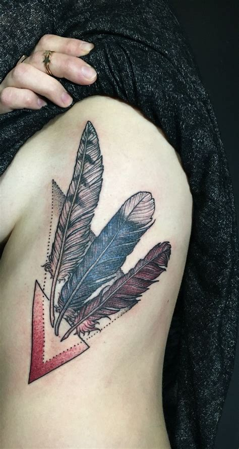 tattoo feather jay 25 best ideas about owl feather tattoos on pinterest