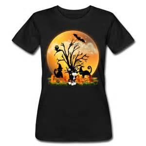 Cool Mugs Canada Halloween Cats T Shirt Spreadshirt