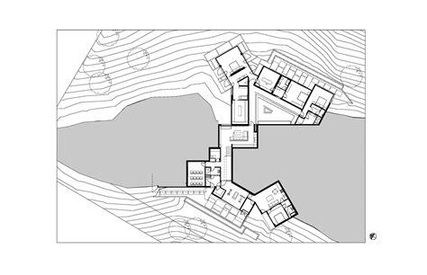 Floor Plans For Houses Gallery Of Oak Pass Main House Walker Workshop 37