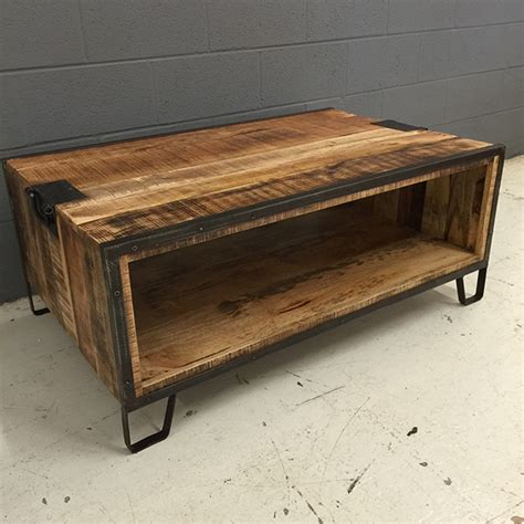 wood and iron coffee table iron and wood coffee table nadeau nashville