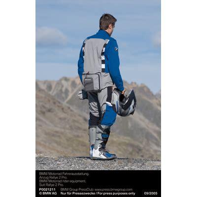 Bmw Motorrad Rallye Suit by Bmw Motorrad Rider Equipment Suit Rallye 2 Pro 09 2005