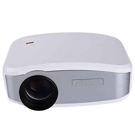 Lu Projector Lcd buy cheerlux c6 lcd projector 1200 lumens 800 x 840 pixels