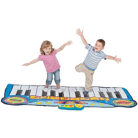 Step To Play Piano Mat by Winfun Step To Play Kid S Piano Mat Walmart