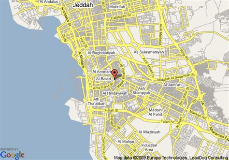 middle east map jeddah map of le jeddah meridien jeddah