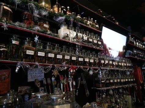 russian house austin wall of infused vodkas picture of russian house austin tripadvisor