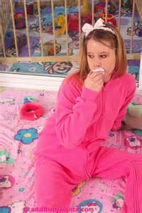 abdl lock diapered baby locked in chastity adult baby