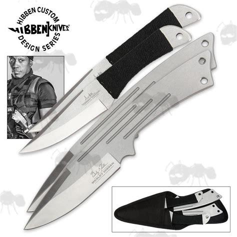 hibben knives throwing knives hibben legacy four throwing knife set free uk