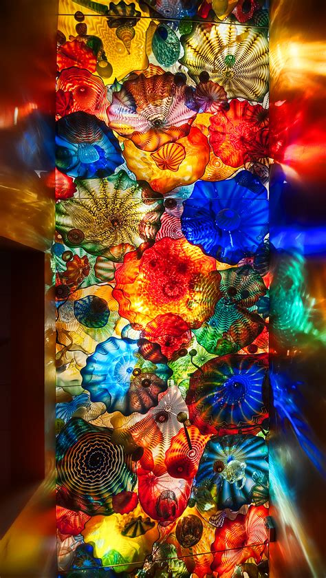 Murano Flower Chandelier Chihuly Glass Art Aol Image Search Results