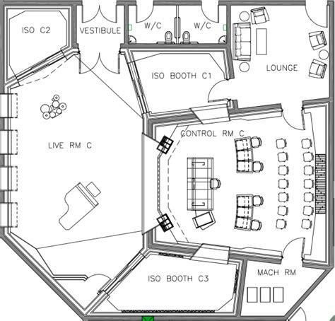The Sound Floor Plan