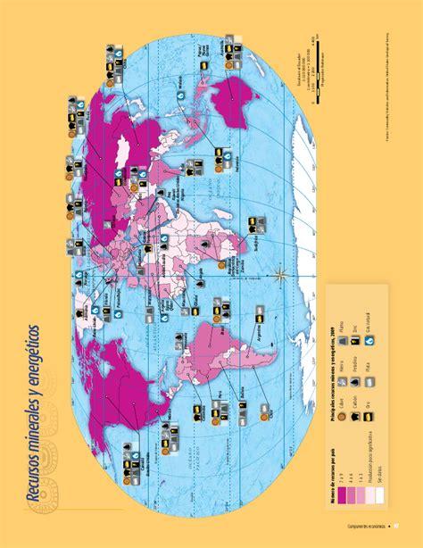 atlas de geografia pajina 91 quinto grado quinto atlas de geograf 237 a del mundo13 bloque 4