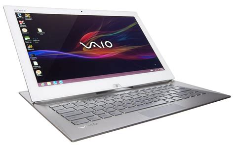 Tablet Laptop Sony Vaio sony vaio duo 13 review rating pcmag