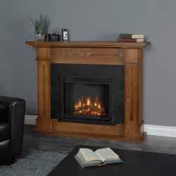 Oak Electric Fireplace Real Kipling Electric Fireplace Burnished Oak 6030e Bo