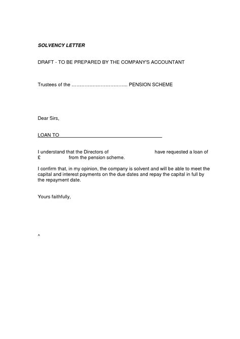 loan letter template loan repayment agreement letter ichwobbledich