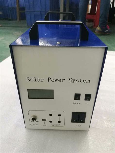 2017 mini solar generator 300w portable solar power system