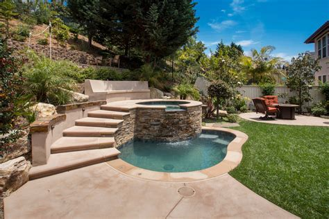 Outdoor Pool Ideas | 24 small swimming pool designs decorating ideas design