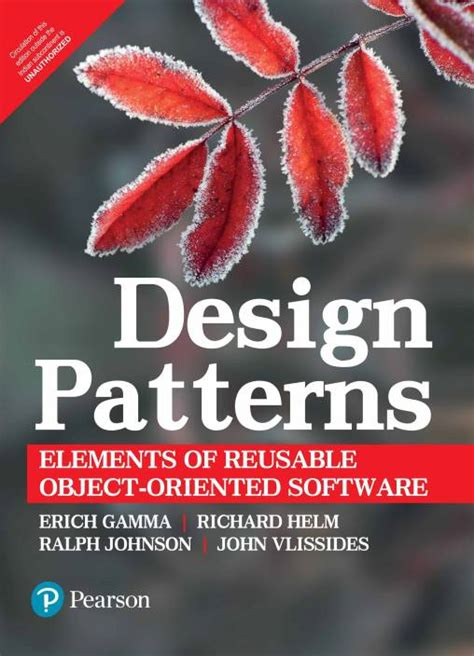 gamma helm design patterns pdf design patterns elements of reusable object oriented