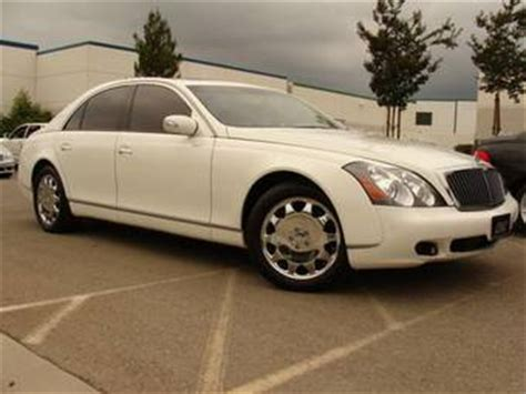 how cars work for dummies 2006 maybach 57 on board diagnostic system 2006 maybach 57 for sale 5500cc gasoline fr or rr automatic for sale