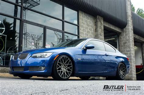 bmw  series   rotiform blq wheels exclusively  butler tires  wheels  atlanta