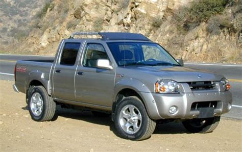 frontier nissan 2004 2004 nissan frontier information and photos zombiedrive