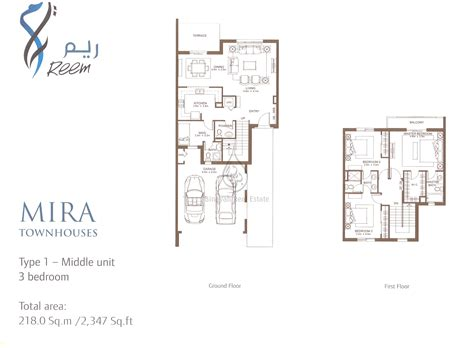 mira villas and townhouses in dubai