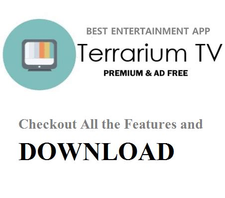 latest terrarium tv pro apk  android  apk