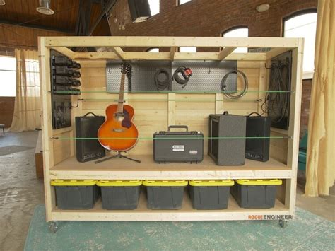 portable garage storage shelves rogue engineer