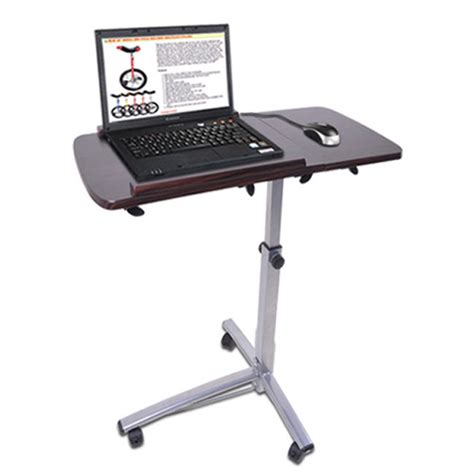 Tabletote Portable Laptop Stand Workstation Projector Mobile Laptop Computer Desk