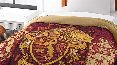 Harry Potter Bed by Rep Your House Of Choice With Harry Potter Themed