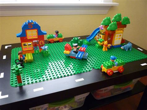 and duplo table craftyerin duplo table