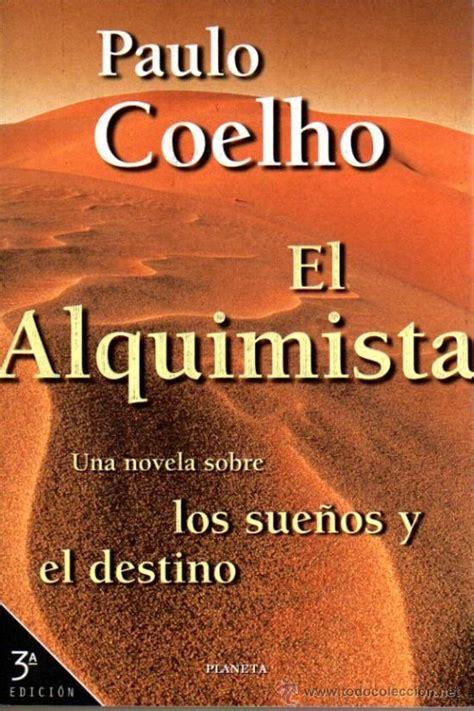 el alquimista el alquimista paulo coelho libros books