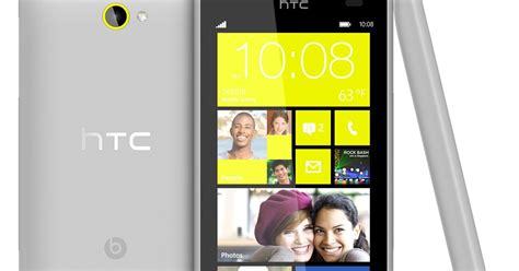 Hp Htc Windows Phone 8s Htc 8s Harga Spesifikasi Hp Windows Phone Terbaru Prosesor Dual