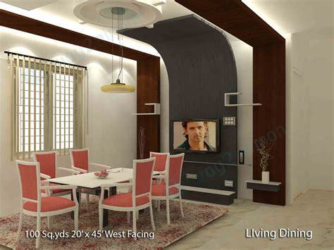 100 sq yds 20x45 sq ft west face house 1bhk floor plan jpg way2nirman 100 sq yds 20x45 sq ft west face house 1bhk