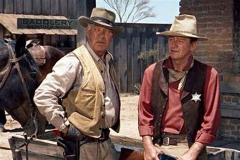 film western john wayne in italiano rio bravo bild howard hawks john wayne rio bravo bild