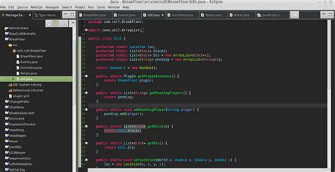 eclipse theme intellij intellij or eclipse page 2 spigotmc high