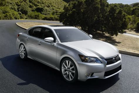 2013 lexus gs 350 unveiled at pebble autoevolution