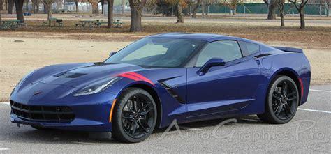 corvette stripes 2014 2018 chevy corvette c7 quot hash marks quot and fender