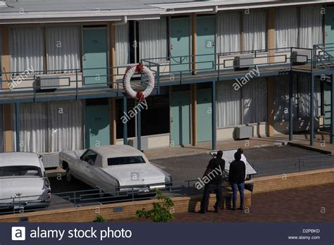 martin luther king jr room 306 lorraine motel memorial national civil rights museum room 306 martin stock photo royalty free