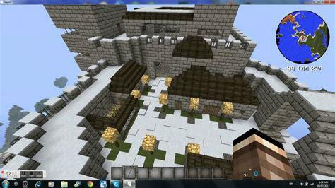 mods in minecraft hexxit hexxit mod pack minecraft snow castle youtube
