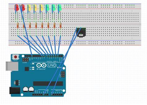 arduino resistor meter arduino project vu meter mayorquin machining