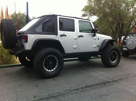 2007 Jeep Rubicon 4 Door For Sale by Sell Used 2007 Jeep Wrangler Unlimited Rubicon 2012 Hemi 5