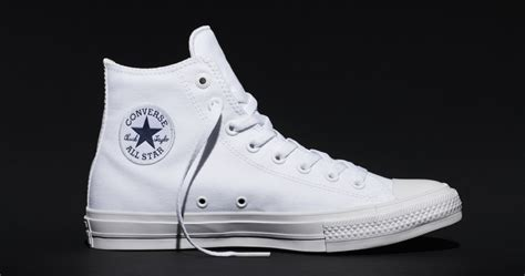 Converse All High Chuck Ii White one of the most iconic sneakers of all time now has a sequel sole collector