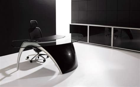 Futuristic Office Desk Futuristic Desks For Home Office By Uffix Digsdigs