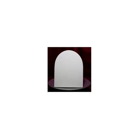 copri vaso coprivaso termoindurente chiusura soft bianco per vaso rak