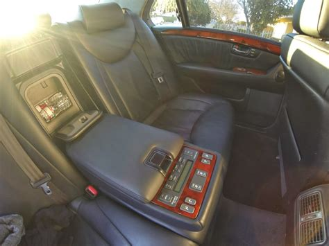 expensive ls for sale ca fs 2004 ls430 ultra luxury mercury metallic black