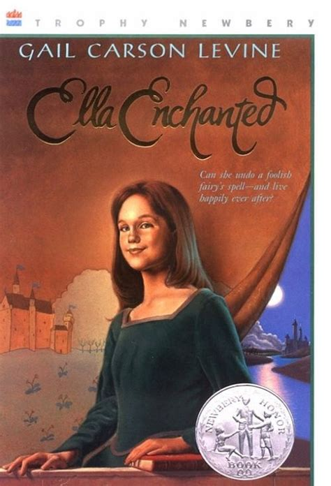 enchanting books ella enchanted books that enchanted me as a