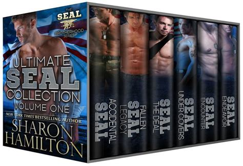 seal the deal a seals volume 14 books ultimate seal collection volume 1 seal encounter