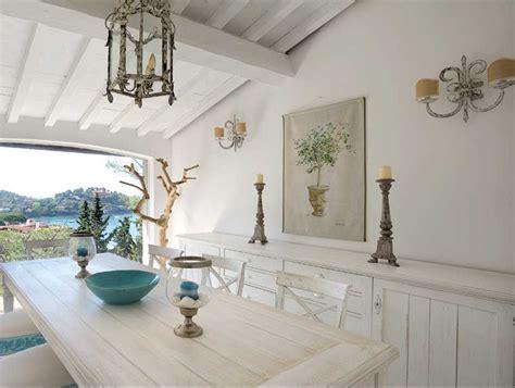 sala da pranzo provenzale arredamento provenzale una casa country ad amalfi