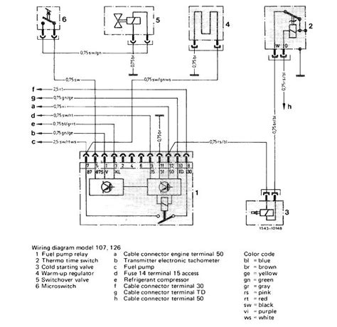 how to read a fuel relay wiring diagram to free printable