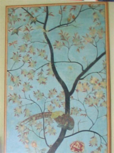 define chinoiserie wallpaper panels wallpapersafari